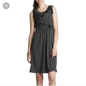 2 for $15: J.Crew Soft Jersey Ruffle Neck Dress